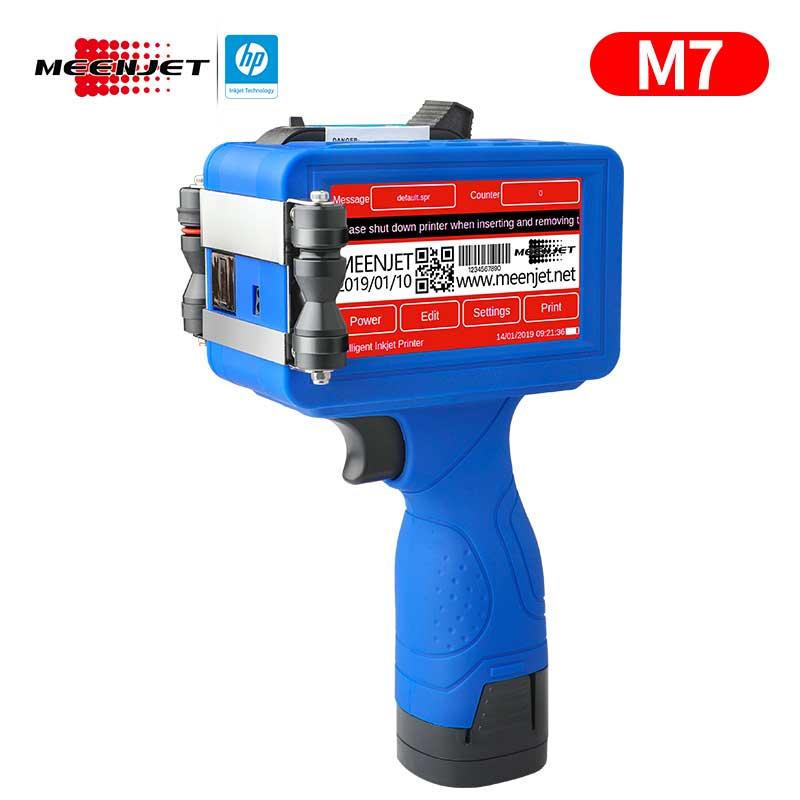 Código de fecha de caducidad de Meenjet M7