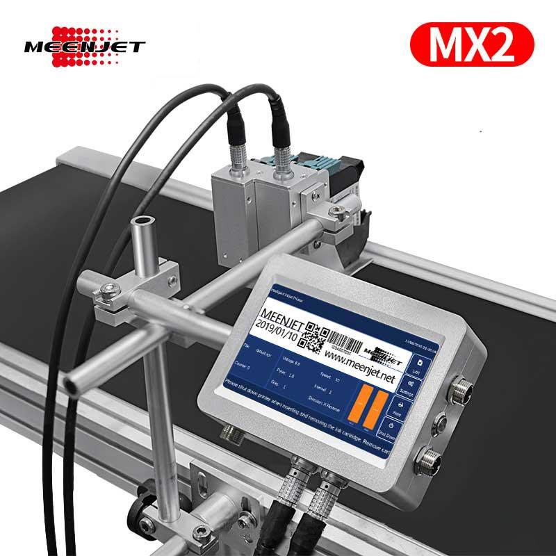 Mx2 Máquina de codificación de lotes industriales