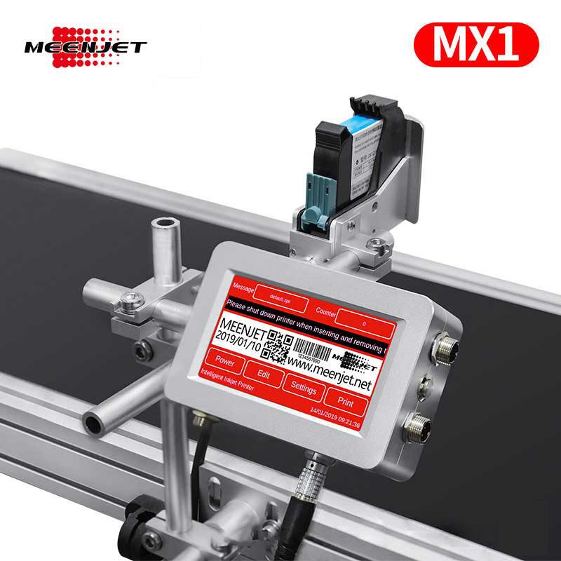Impresora de inyección de tinta en línea MX1