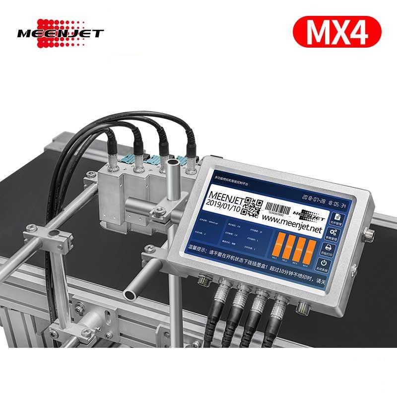 Mx4 Máquina de marcado de chorro de tinta industrial